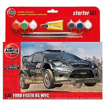 Airfix A55302 1:32 Échelle Ford Fiesta WRC Starter Set Model Kit