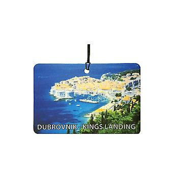 Dubrovnik - Kings Landing Car Air Freshener