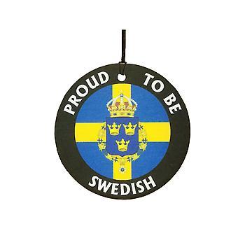 Orgoglioso di essere svedese auto deodorante
