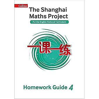 Shanghai math Project Year 4 lektier guide (Shanghai matematik)
