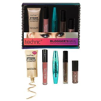 Technic Bloggers Haul Make Up Collection Gift Set