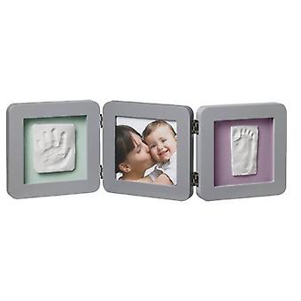 Baby Art My Baby Touch Double Print Frame (Decoration , Frameworks)