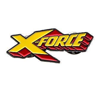 Marvel X-Force logo nastat