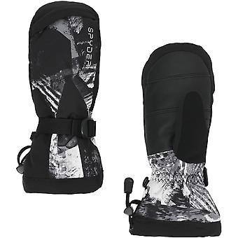 Spyder FIN Gore-Tex jongens ski FistGloves bevroren