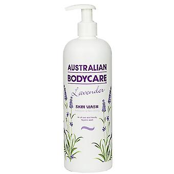 Australian Bodycare Lavender Skin Wash Bodywash With Tea Tree Oil - 500ml