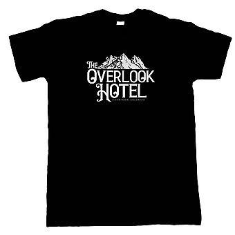L'hotel Overlook il film splendente ispirato, Mens T-Shirt - Regalo lui papà