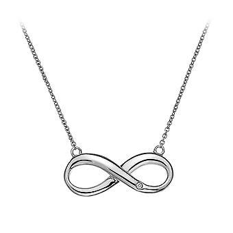 Hot Diamonds Infinity Necklace DN096