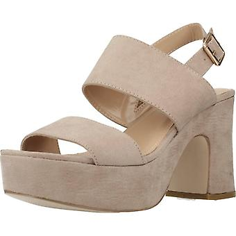 Different Sandals 64 8540 Color Taupe