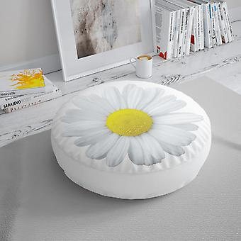 Meesoz Floor Cushion - Daisy Flower III