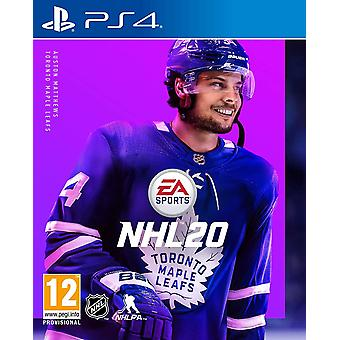 NHL 20 PS4-Game