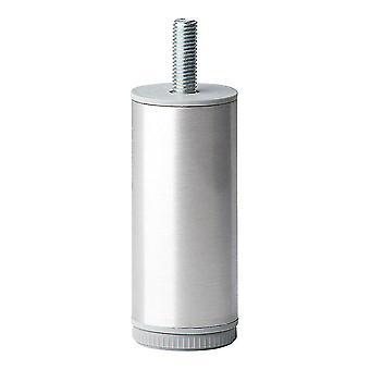 Runde s. Rand-Stahl Möbel bein 10 cm (M10)