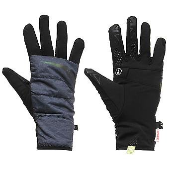 Karrimor Womens Quilt Gloves Thermal Sports Gym Jogging Winter Gloves