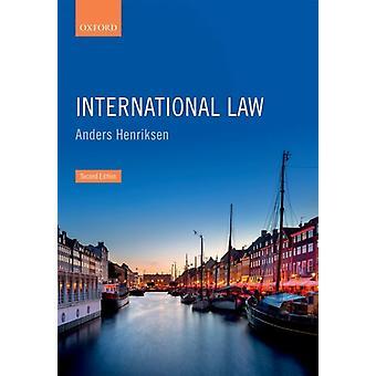 International Law by Anders Henriksen