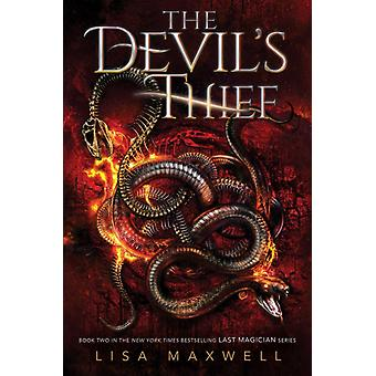 Devils Thief by Lisa Maxwell
