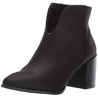 Rapport Womens texas Suede Pointed Toe Ankle Chelsea Boots