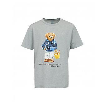 Polo Ralph Lauren Kinderenswear Polo Beer T-shirt