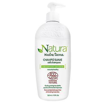 Shampooing hydratant Natura Madre Tierra Ecocert Instituto Espaol (500 ml)