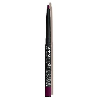 L.A. Colors Lipstick Automatic Currant