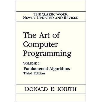 El arte de la computadora programación volumen 1