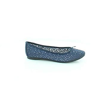 Adrianna Papell Shirley Women's Flats & Oxfords Navy Size 8 M