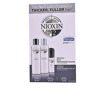 Nioxin sistem 2 set 3 PZ unisex