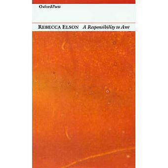 Een verantwoordelijkheid voor Awe door Rebecca Elson