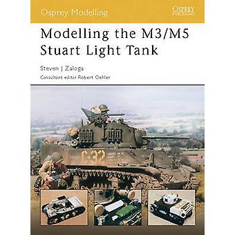 M3M5 Stuart Light Tankin mallintaminen Steven Zalogalta