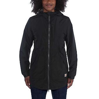 Carhartt Womens Rockford Water Repellent Hooded Coat