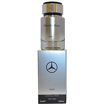 Silver for Men by Mercedes Benz Eau de Toilette Spray 75ml