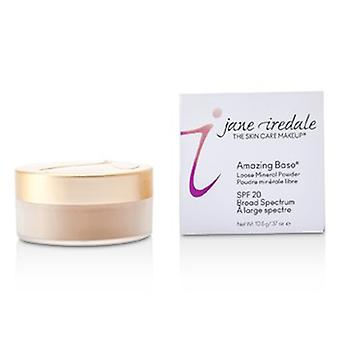 Jane Iredale Amazing Base Loose Mineral Powder Spf 20 - Golden Glow 10.5g/0.37oz