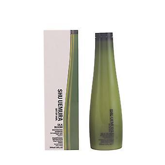 Shampooing réparateur Silk Bloom Shu Uemura/300 ml