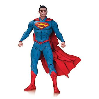 Superman Designer Action Figure por Jae Lee