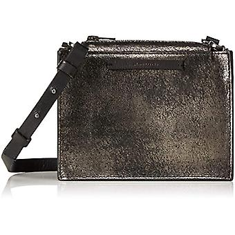 Marc O'Polo - Silver Shoulder Bag (Anthrazit) 7x12.5x17 cm