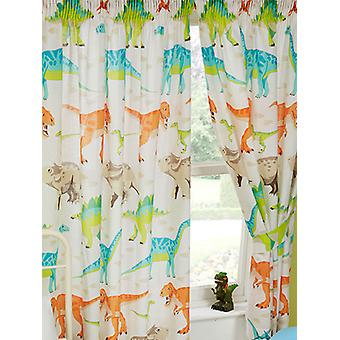 """66x72/""""//168x183cm Catherine Lansfield Butterfly Pink Curtains Eyelet"""