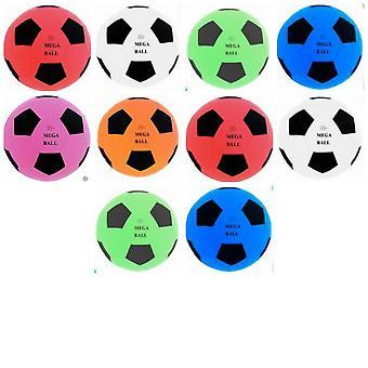 10 Mega bollar 45cm - blandade färger