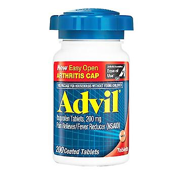 Advil faciles tables ouvertes, enduits, ea 200