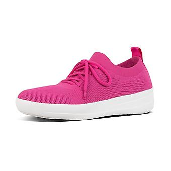 FitFlop F-sporty™ Uberknit Sneakers In Pink