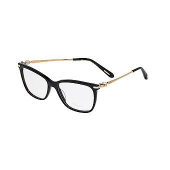 Chopard VCH266S 0700 Shiny Black Glasses