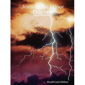 Jesus in the Minor Prophets HoseaMalachi by Giddens & Donald Louis