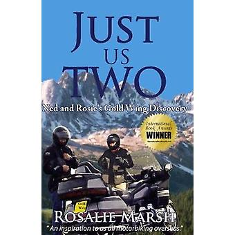 Just Us Two Ned and Rosies Gold Wing Discovery by Marsh & Rosalie