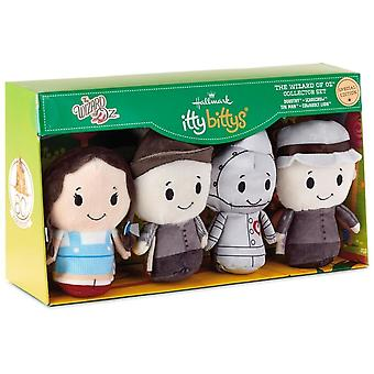 Hallmark Itty Bittys The Wizard Of Oz Reversible Collector Set Of 4 Us Edition
