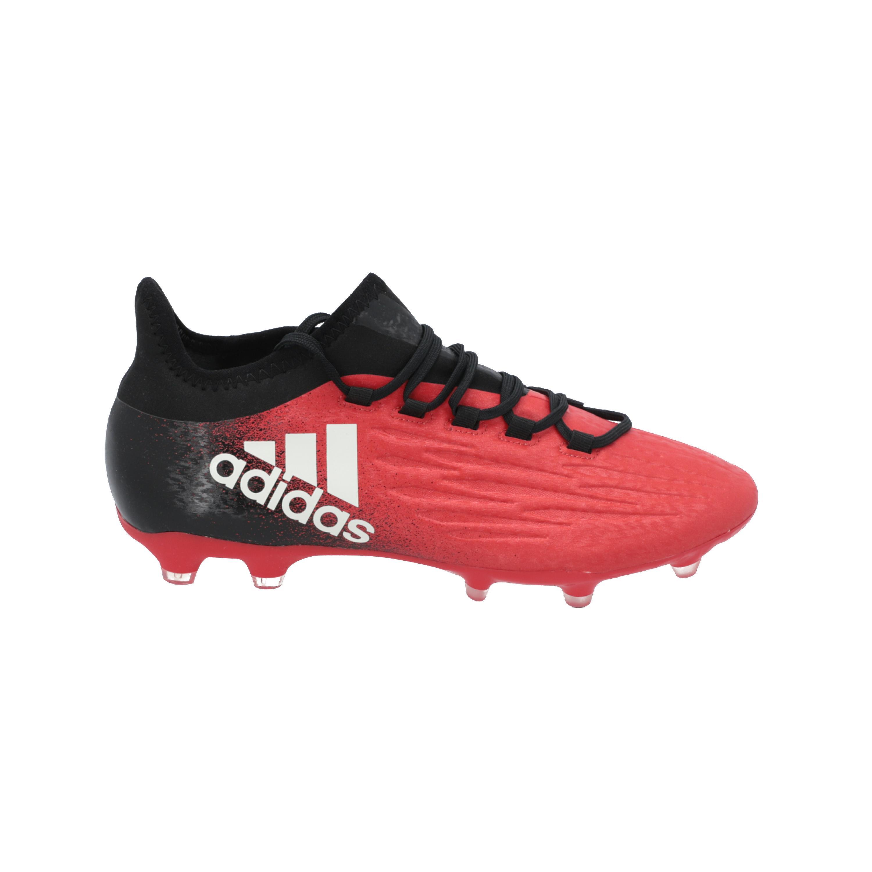 adidas Performance X 17.2 FG voetbalschoenen voor heren Rode sportschoenen TRUziI