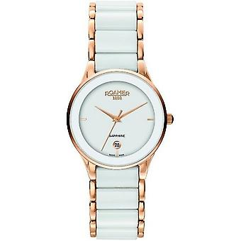 Roamer watch CeraLine Saphira Lady 677981 49 25 60