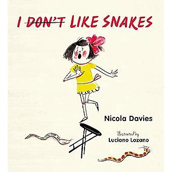 Jeg liker (ikke) slanger