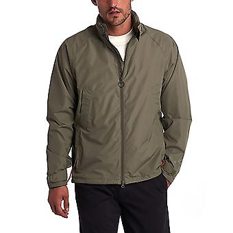 Barbour Men's Seldo Waterproof Jacket Khaki