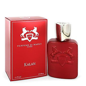 Kalan Eau De Parfum Spray (Unisex) By Parfums De Marly 2.5 oz Eau De Parfum Spray