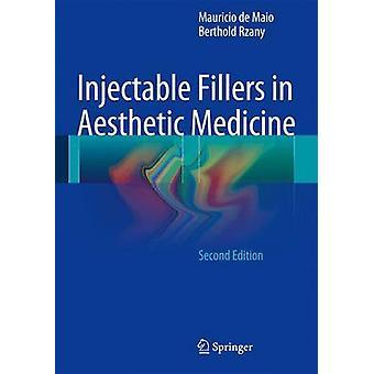 Remplisseurs injectables en médecine esthétique par Mauricio De Maio