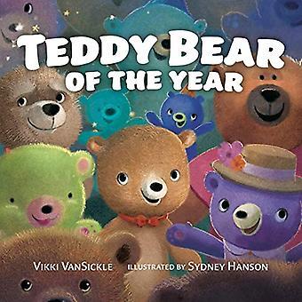 Teddy Bear Of The Year by Vikki VanSickle - 9780735263925 Book