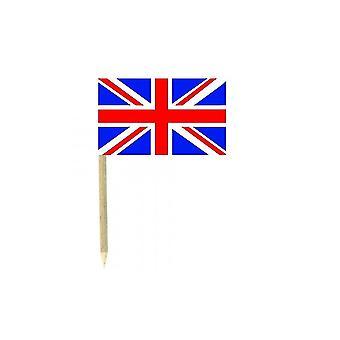 Union Jack Wear Union Jack Flag Party Picks - Pack Of 50