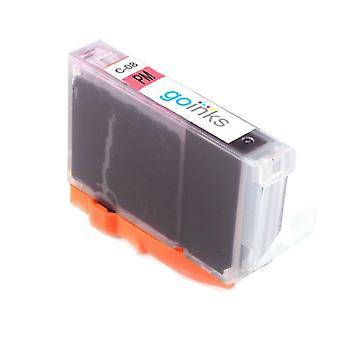 1 Photo Magenta -mustekasetti Canon CLI-8PM -yhteensopivan/ei-OEM-laitevalmistajan korvaamiseksi Go Inksistä